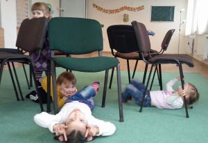 Занятия для деток 3 - 6 лет в Донецке