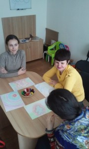 Родительский клуб по искусству осознанного воспитания детей в Донецке