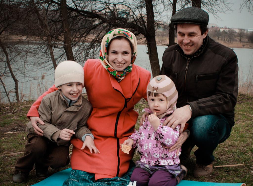 Интервью с Аней Шалаевой