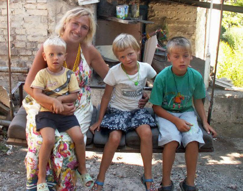 Интервью с Оксаной Ступаевой