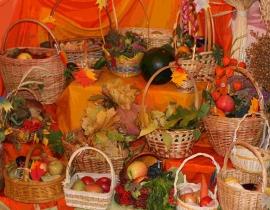 Приглашаем на праздник Урожая!