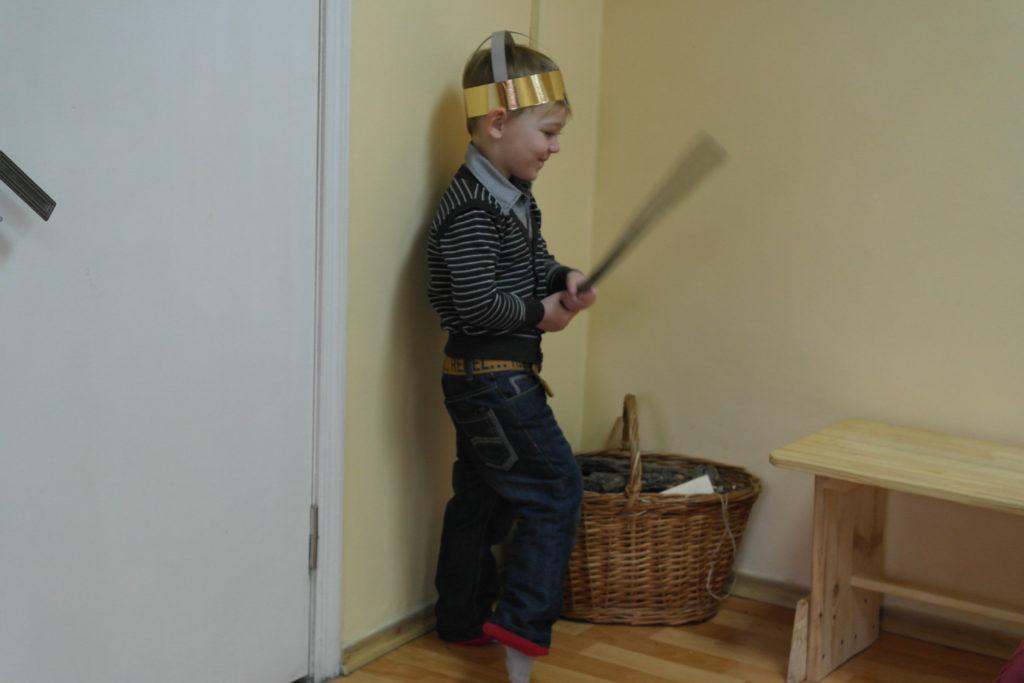 Наши рыцари не терпят промедленья